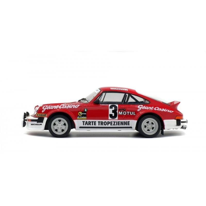 """3 Rallye D/'Armor 1979 /"""" Beguin /"""" 1:18 Porsche 911 SC Gr 4 Nr Solido S1800804"""