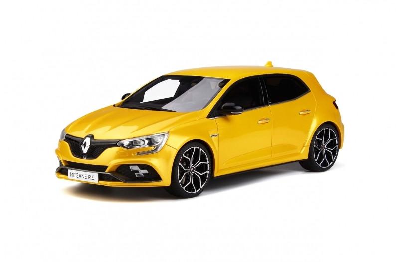 Megane Rs 2017 >> Renault Megane Rs 2017 Jaune Sirius