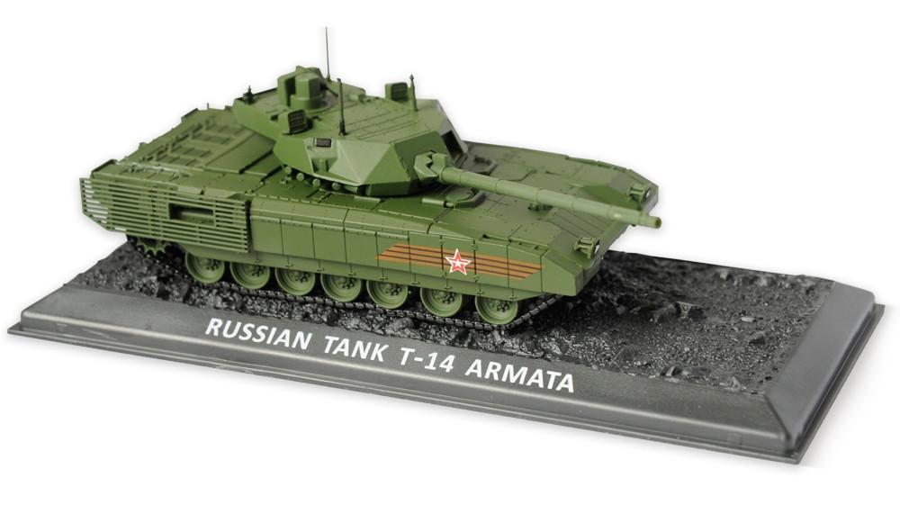 Zvezda 2507 Russian Main Battle Tank Armata T-14 1//72