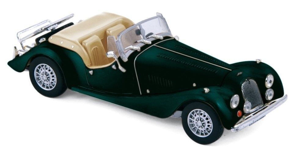 NOREV 270302 british racing green 1//43 Morgan Plus 8-1980