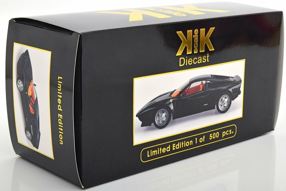 Premium Ferrari 288 GTO schwarz PCX 870042-1:87