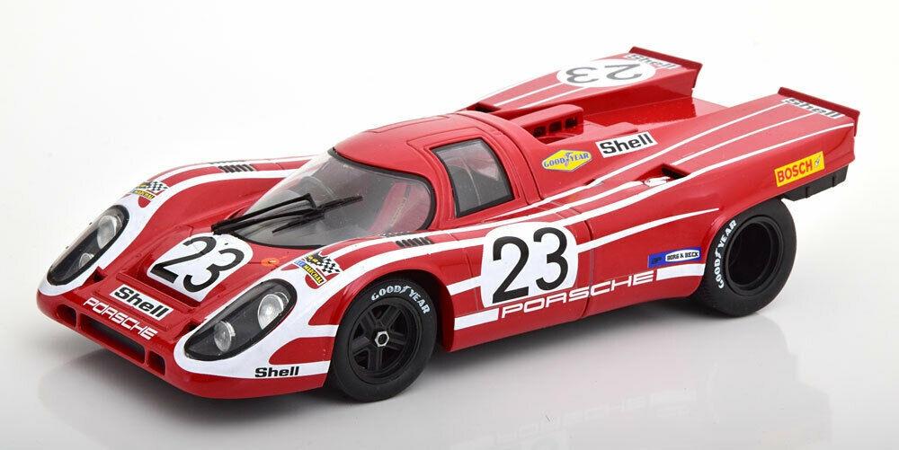 1:18 CMR Porsche 917K Winner 24h Le Mans Herrmann//Attwood 1970