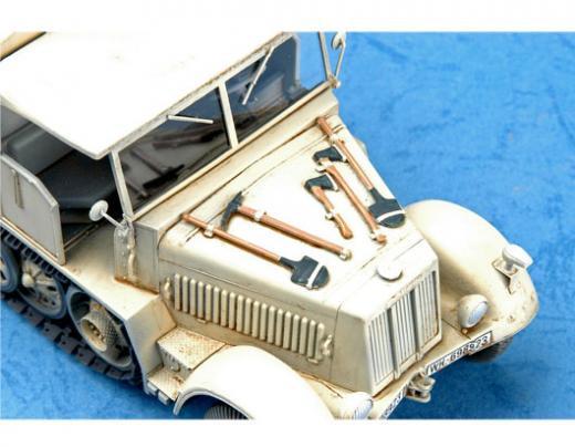 Various Trumpeter TRU01507 Model Kit