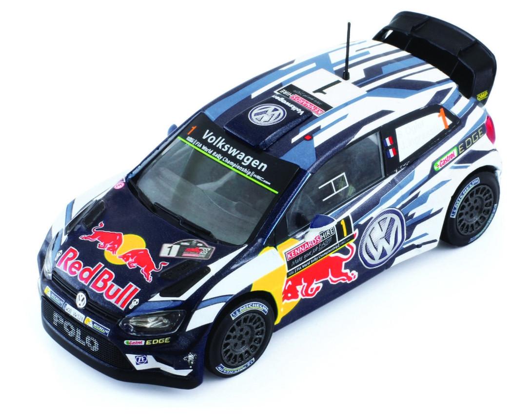 VW Polo R WRC No.1   Volkswagen Motor Sport, Red Bull, Rallye