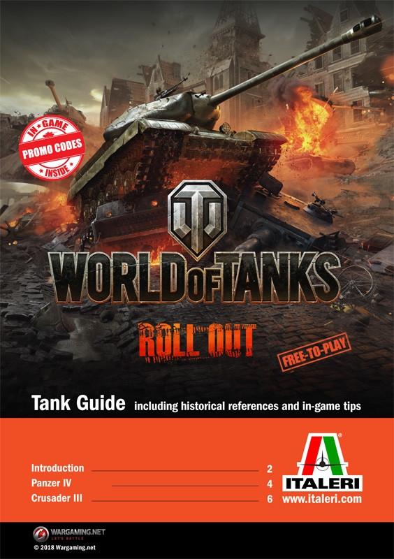 1:35 CRUSADER III - World of Tanks