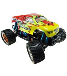 1:16 PRO BRUSHLESS MINI RC 4WD MONSTER TRUCK 2.4GHz