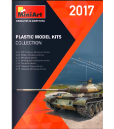 Miniart catalogue 2017