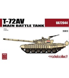 1:72 T-72AV Main Battle Tank
