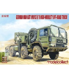 1:72 German MAN KAT1M1013 8*8 High-Mobility off-road truck