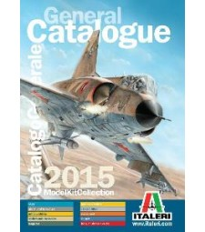 Italeri Models & Model kit Catalogue 2015