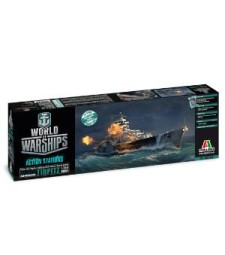 1:700 German Battleship Tirpitz - World of Warships
