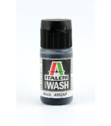 ITALERI Model Wash - BLACK  (20ml)