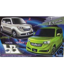 "1:24 ID-31 Toyota bB ""Q version and X version"" both type"
