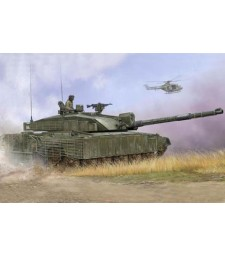 1:35 British Challenger 2 Enhanced Armour