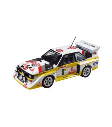1:24 Audi Sport Quattro S1 [E2]'86 Monte Carlo Rally Version
