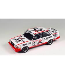1:24 Volvo 240 Turbo Macau 1986 Guia Race Winner