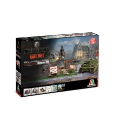 1:35 HIMMELSDORF DIORAMA SET - World of Tanks