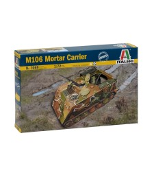 1:72 M106 Mortar Carrier