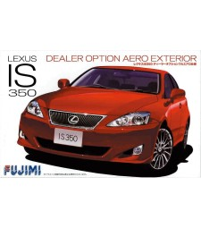 1:24 ID-125 Lexus IS350 with option parts