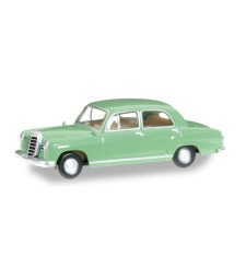 1:87 Mercedes-Benz 180 Ponton, reseda green