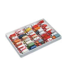 COLLECTION BOX FOR TRANSPORTER / SERVICE VEHICLES (40CM X 28CM X 4,5CM)