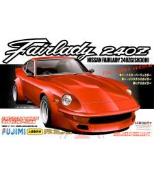 1:24 Nissan Fairlady 240ZG (SH30H) Full Works Version