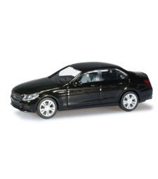 1:87 MERCEDES-BENZ C-CLASS SEDAN AVANTGARDE, OBSIDIAN BLACK