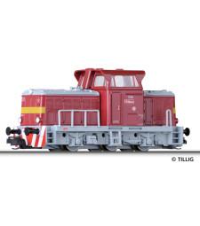 Diesel locomotive Class T 334 ČSD