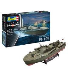 1:72 Patrol Torpedo Boat PT-109