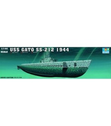 1:144  Sub.-GATO SS-212 1944
