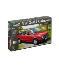 1:24 VW Golf 1 Cabrio Convertible