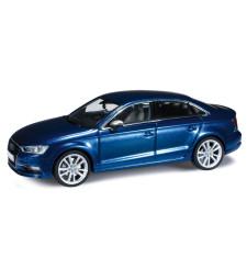 Audi A3 Limousine - Scubablue Metallic