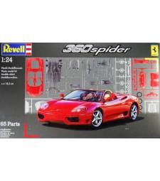 1:24 Ferrari 360 Spider
