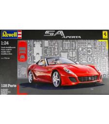 1:24 Ferrari SA Aperta