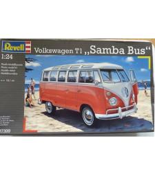1:24 VolksWagen Sаmba Bus