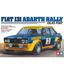 1:20 FIAT 131 ABARTH RALLY OLIO FIAT