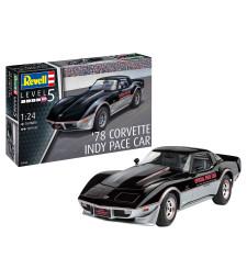 1:24 '78 Corvette Indy Pace Car