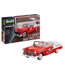 1:25 '55 Chevy Indy Pace Car