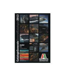 Italeri Models & Model kit Catalogue 2013