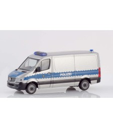 "MERCEDES-BENZ SPRINTER BOX HIGH ROOF ""POLICE SAXONY"""