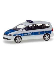 "VW SHARAN ""FEDERAL POLICE FORCE"""
