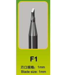 Master Tools Chisel F11x1mm