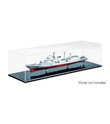 WL Plastic Transparent Case 1:350/1:700 (501x149x146 mm)