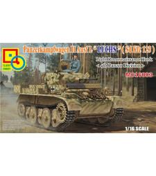 "1:16 PzKpfW II Ausf.L ""Luchs"" (Sd Kfz 123)Light Reconnaissance Tank, 4th Panzer Division"