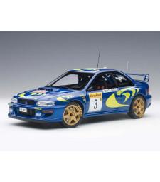 Subaru Impreza WRC 1997 Rally Monte Carlo McRae and Grist #3