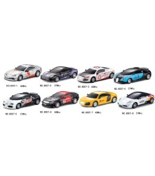 1:43 Mini Remote Control Die-cast Alloy Car 11 cm