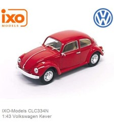 VW beetle 1302 LS, red, 1972