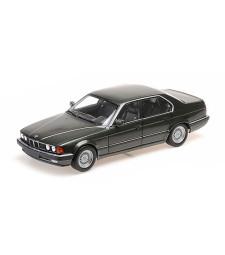 BMW 730I (E32) - 1986 - GREEN METALLIC