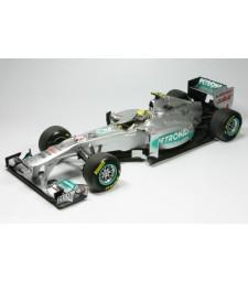 MERCEDES GP PETRONAS F1 TEAM MGP W02 - NICO ROSBERG - 2011