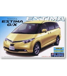 "1:24 Inch Up Series 1:24 ID-8 Toyota Estima ""g"" and ""x"" version"
